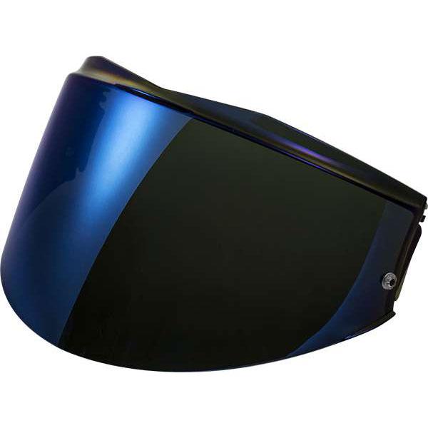 Náhradní hledí pro přilbu LS2 FF399 Valiant iridium blue