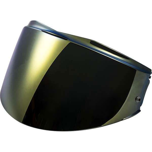Náhradní hledí pro přilbu LS2 FF399 Valiant gold