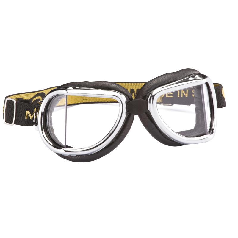 Fotografie Vintage moto brýle Climax 501