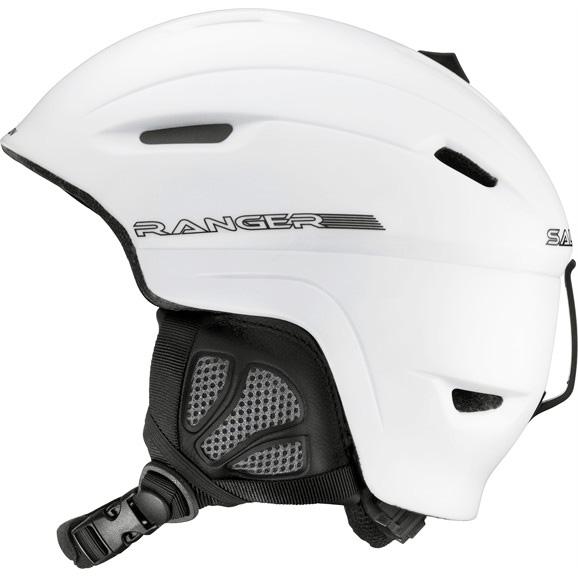 Lyžařská přilba SALOMON Ranger bílá - XS-S (54-56)