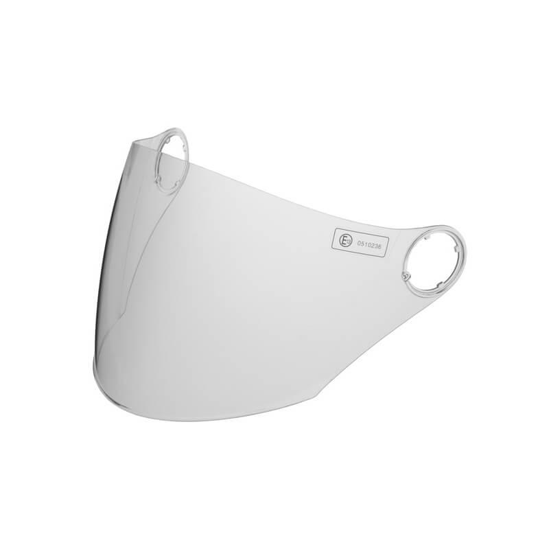 Náhradní plexi pro přilbu Cassida Magnum/Reflex čiré
