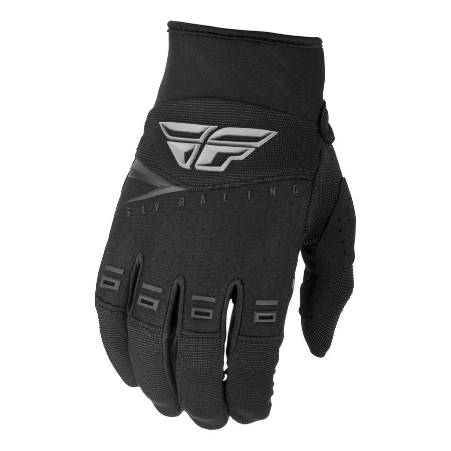 Motokrosové rukavice Fly Racing F-16 2019 černá - XL