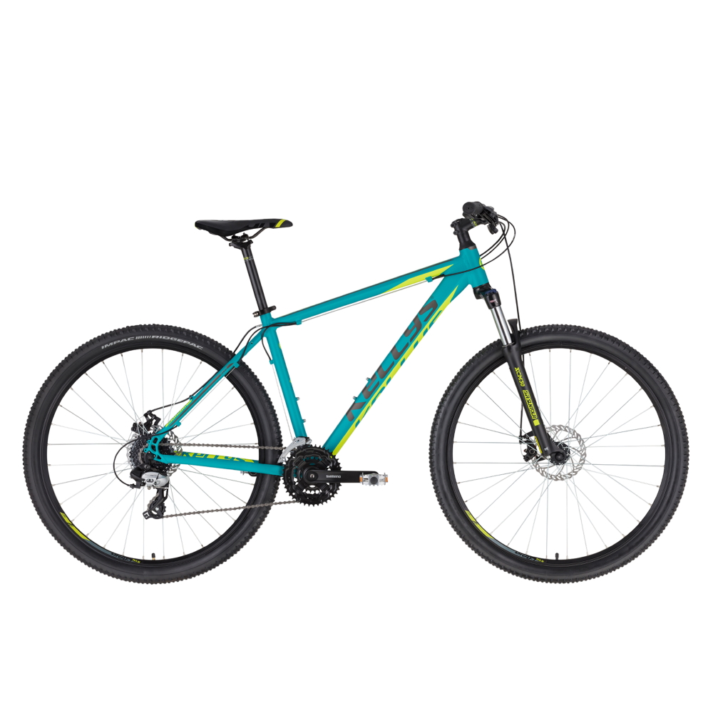 """Horské kolo KELLYS MADMAN 30 26"""" - model 2020 Turquoise - XXS (13,5"""") - Záruka 10 let"""