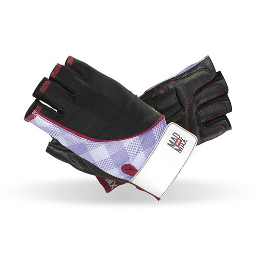 Fitness rukavice Mad Max Nine-Eleven pepito - M