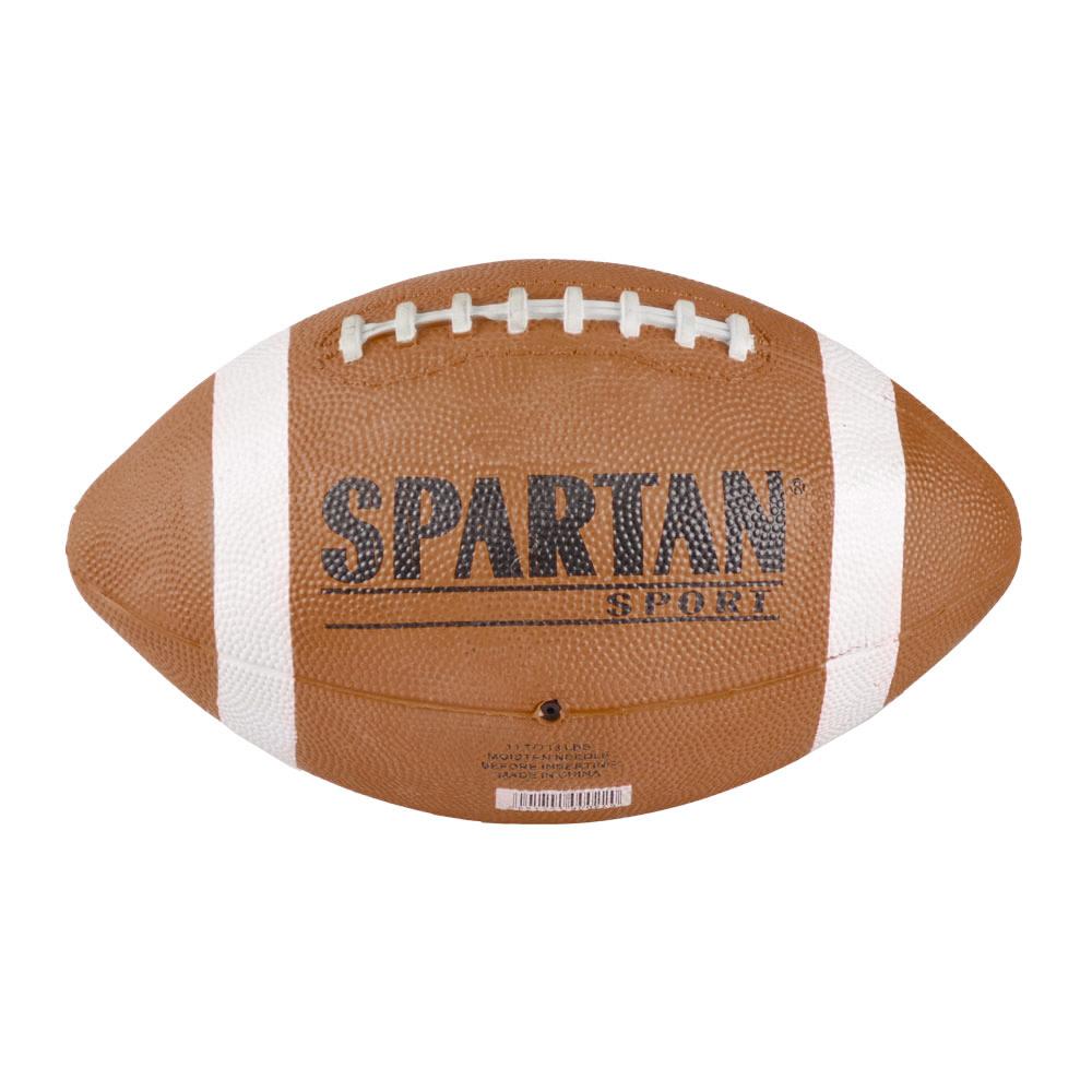 Míč na americký fotbal Spartan hnědá