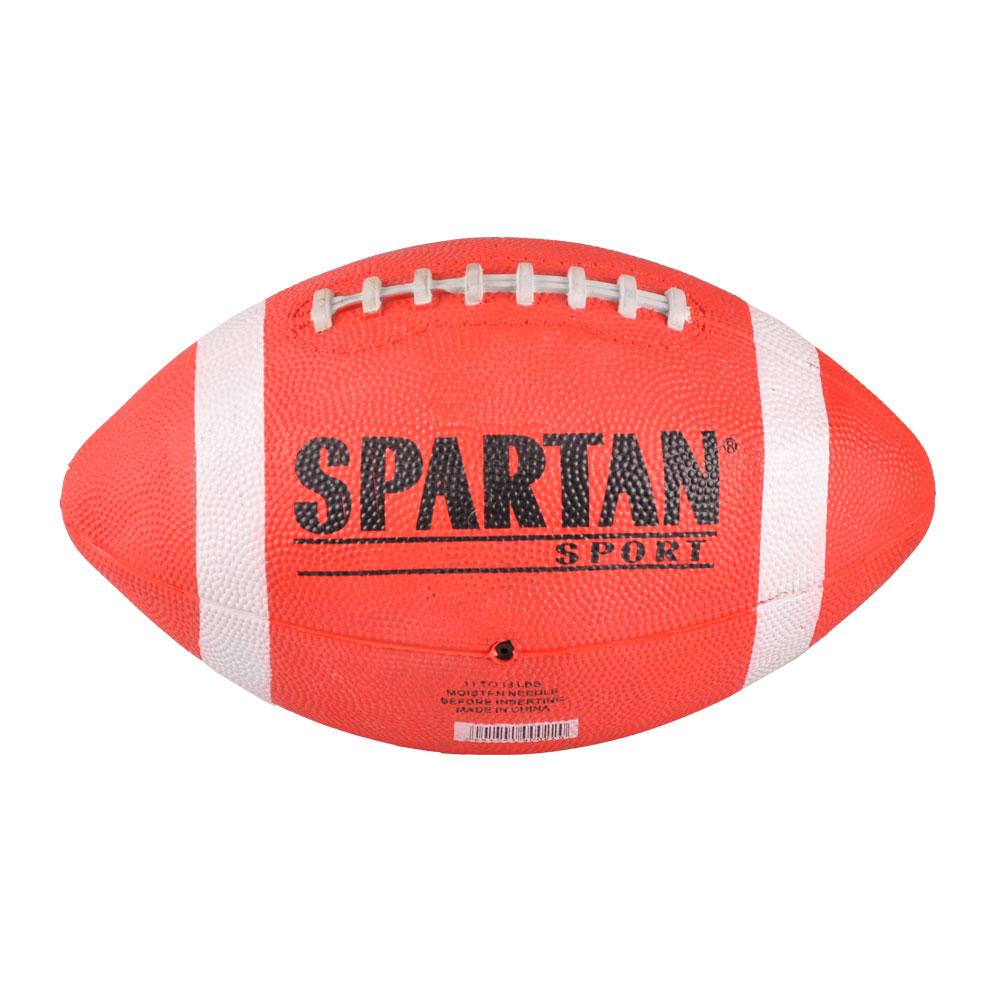 Míč na americký fotbal Spartan oranžová