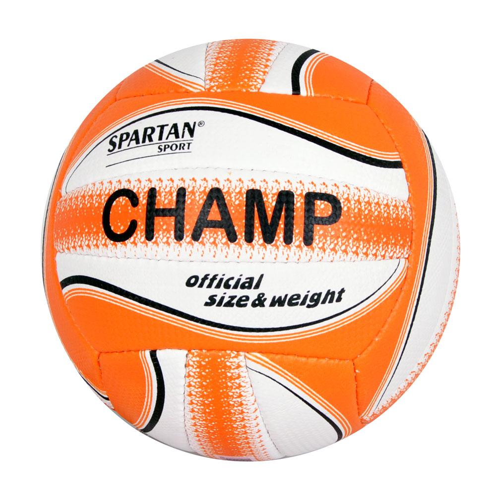 Volejbalový míč Spartan Beachcamp oranžová