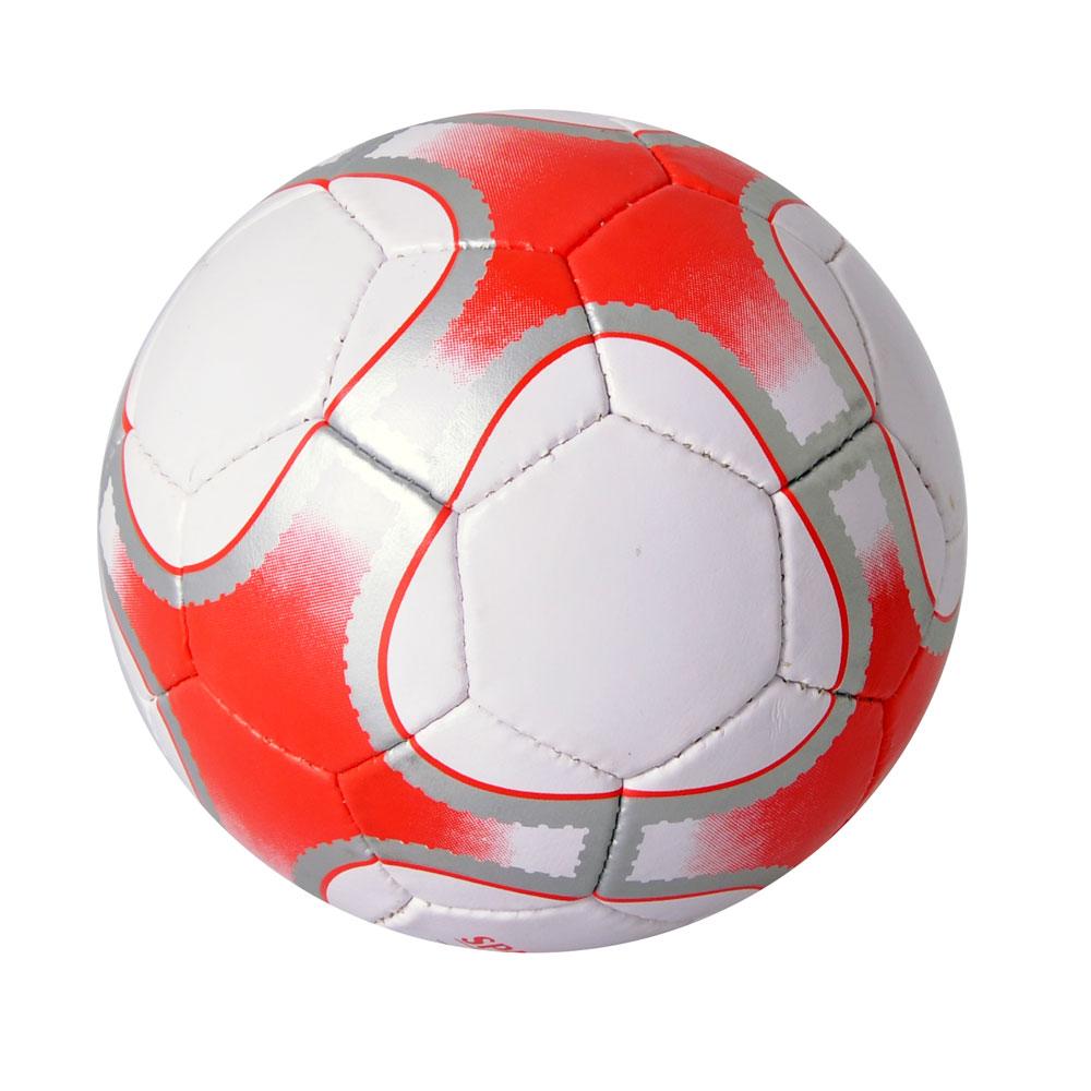 Fotbalový míč SPARTAN Corner červená
