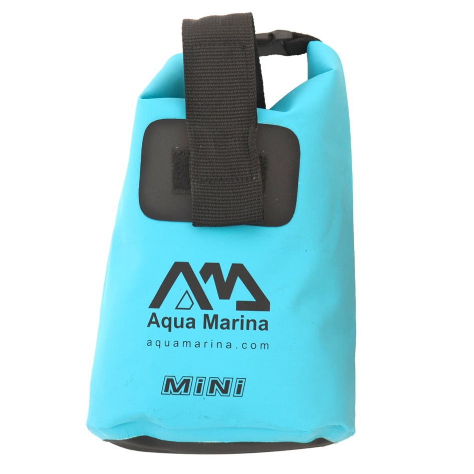 Aqua Marina Mini Dry Bag modrá