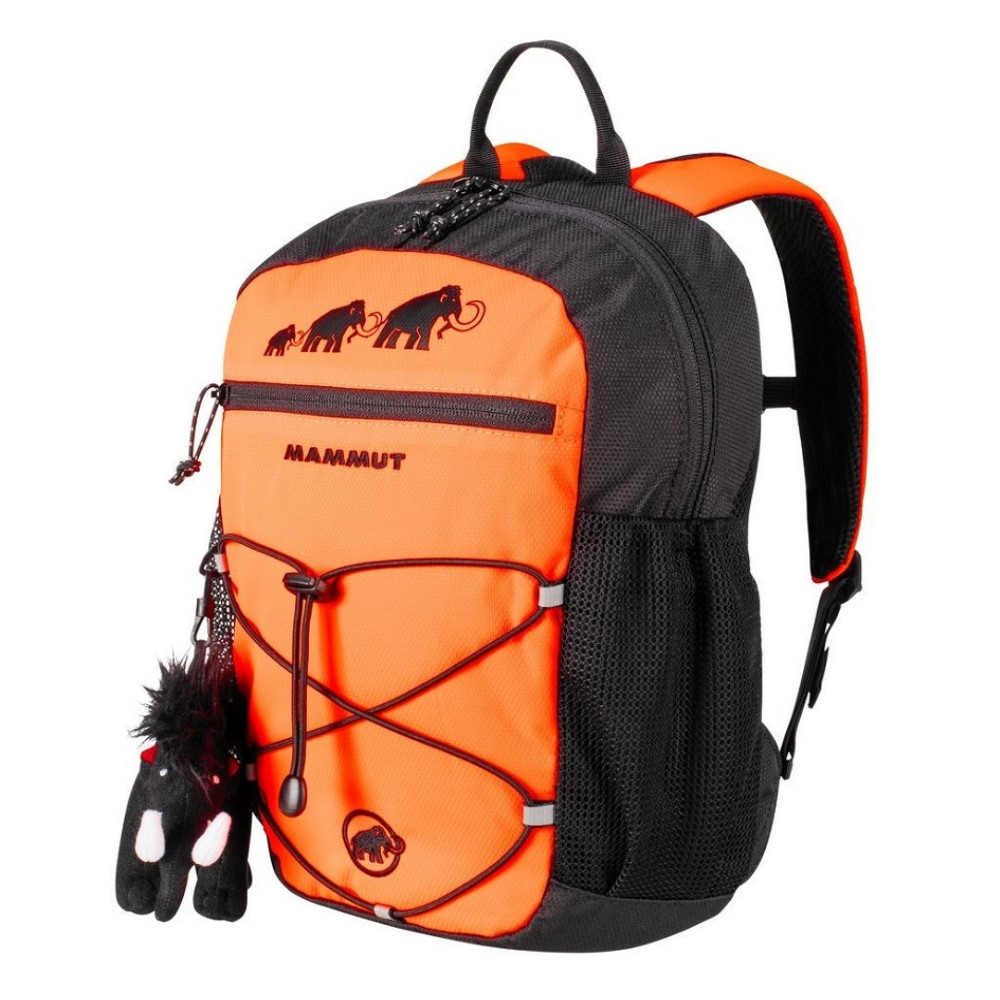 Mammut First Zip 16 Safety Orange-Black
