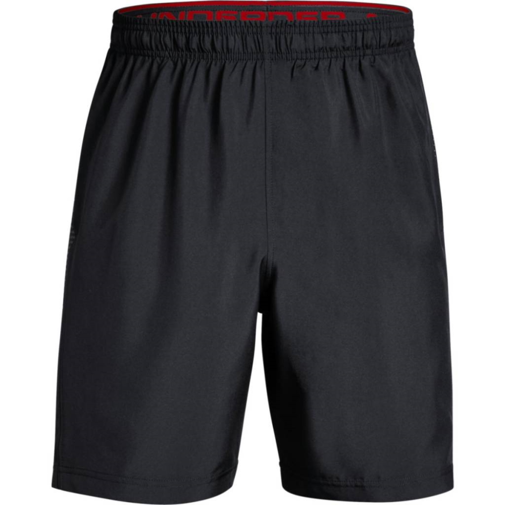 Under Armour Woven Graphic Short BlackSteel - S