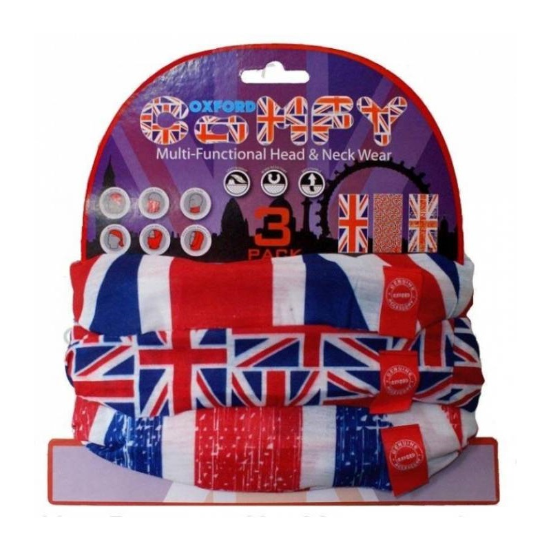 OXFORD Comfy Union Jack