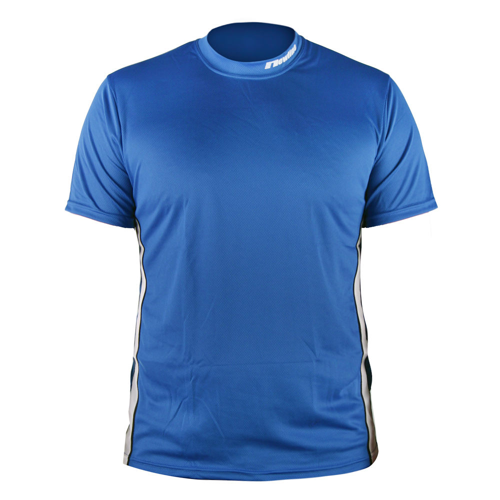 Pánské sportovní tričko Newline Race T-Shirt modrá - L