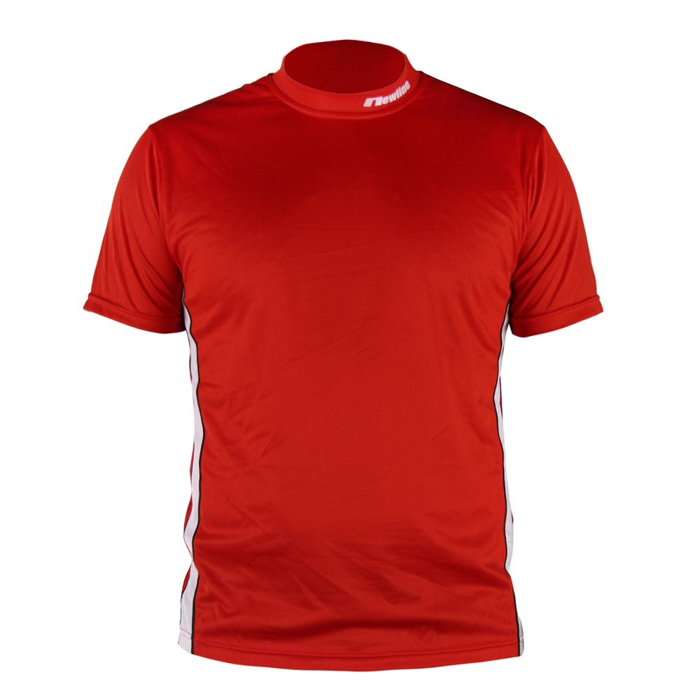 Pánské sportovní tričko Newline Race T-Shirt červená - S