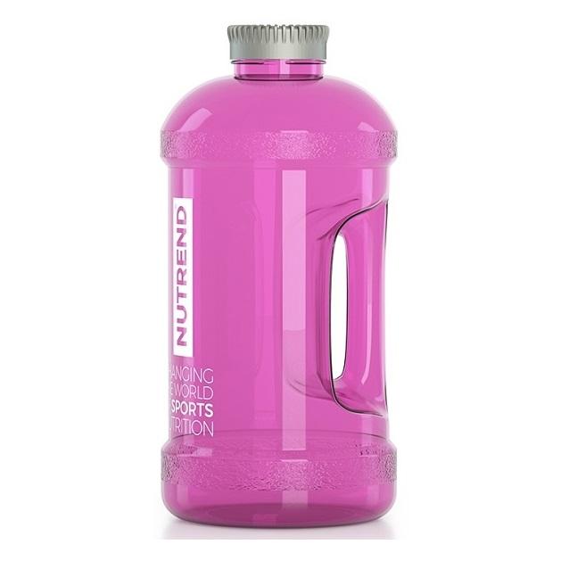 Sportovní láhev Nutrend Galon 2019 2000 ml růžová