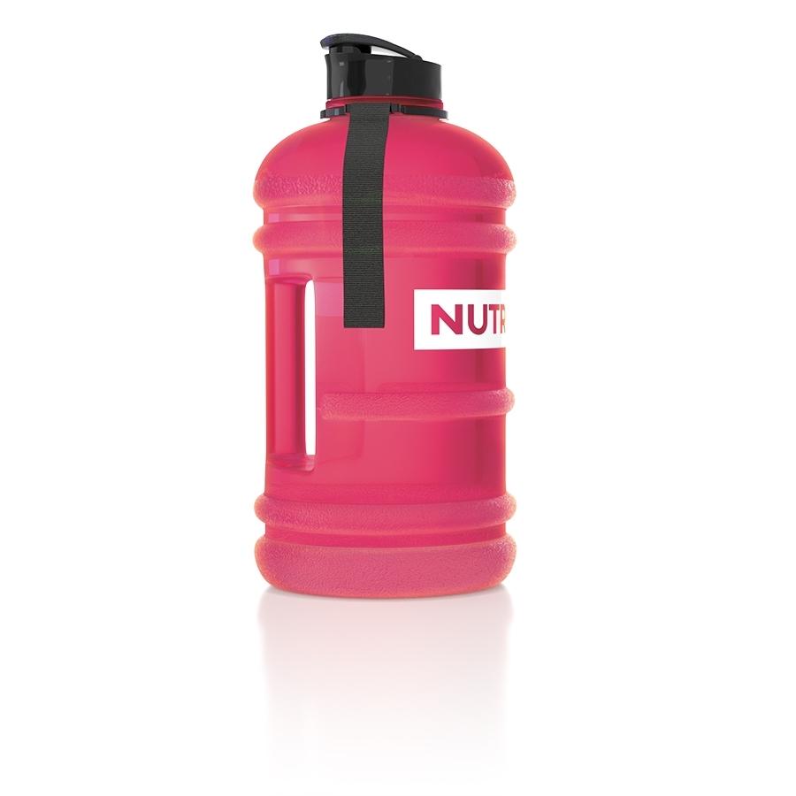 Sportovní láhev Nutrend Galon 2200 ml růžová (červená)