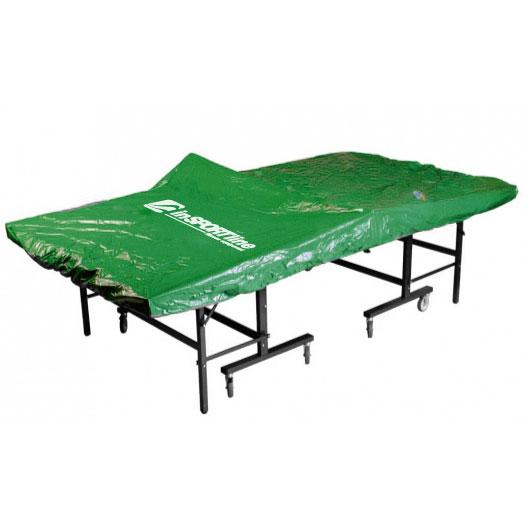 Ochranná plachta na pingpongový stůl inSPORTline zelená