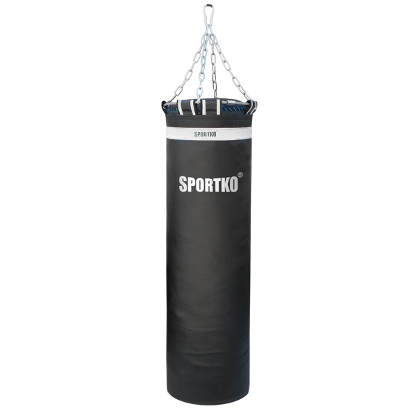 Kožený boxovací pytel SportKO Olympic 35x130 cm