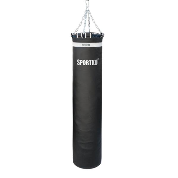 Kožený boxovací pytel SportKO Olympic 35x180 cm