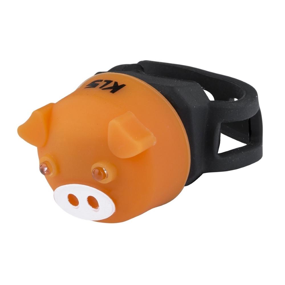 Světlo zadní Kellys Piggy Orange
