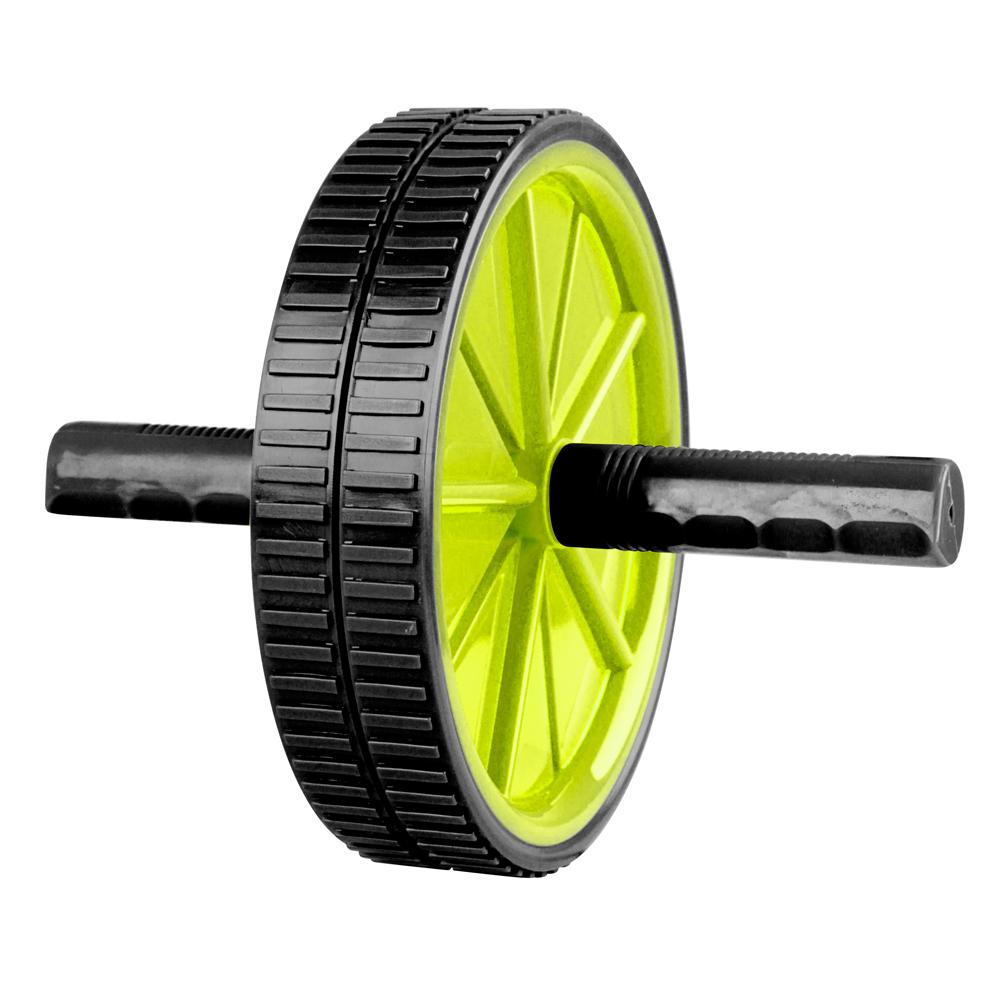Posilovací kolečko Laubr Ab Roller světle zelená