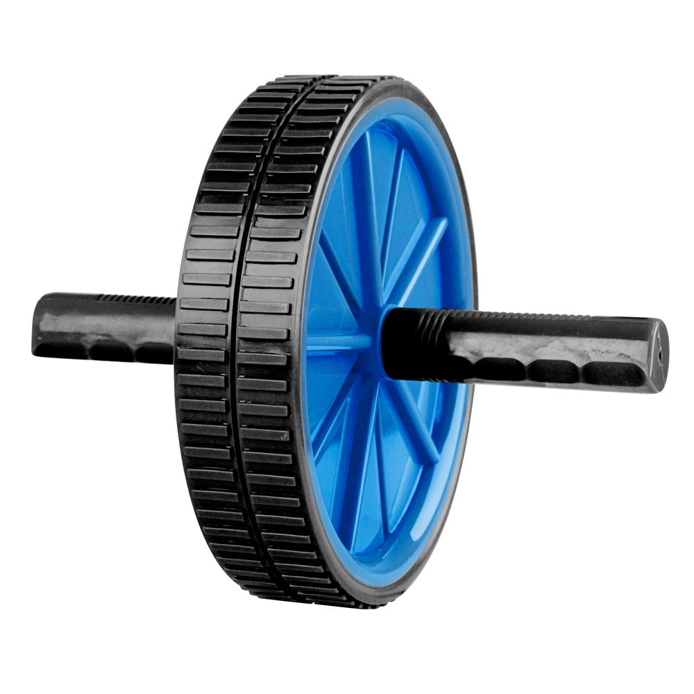Posilovací kolečko Laubr Ab Roller modrá