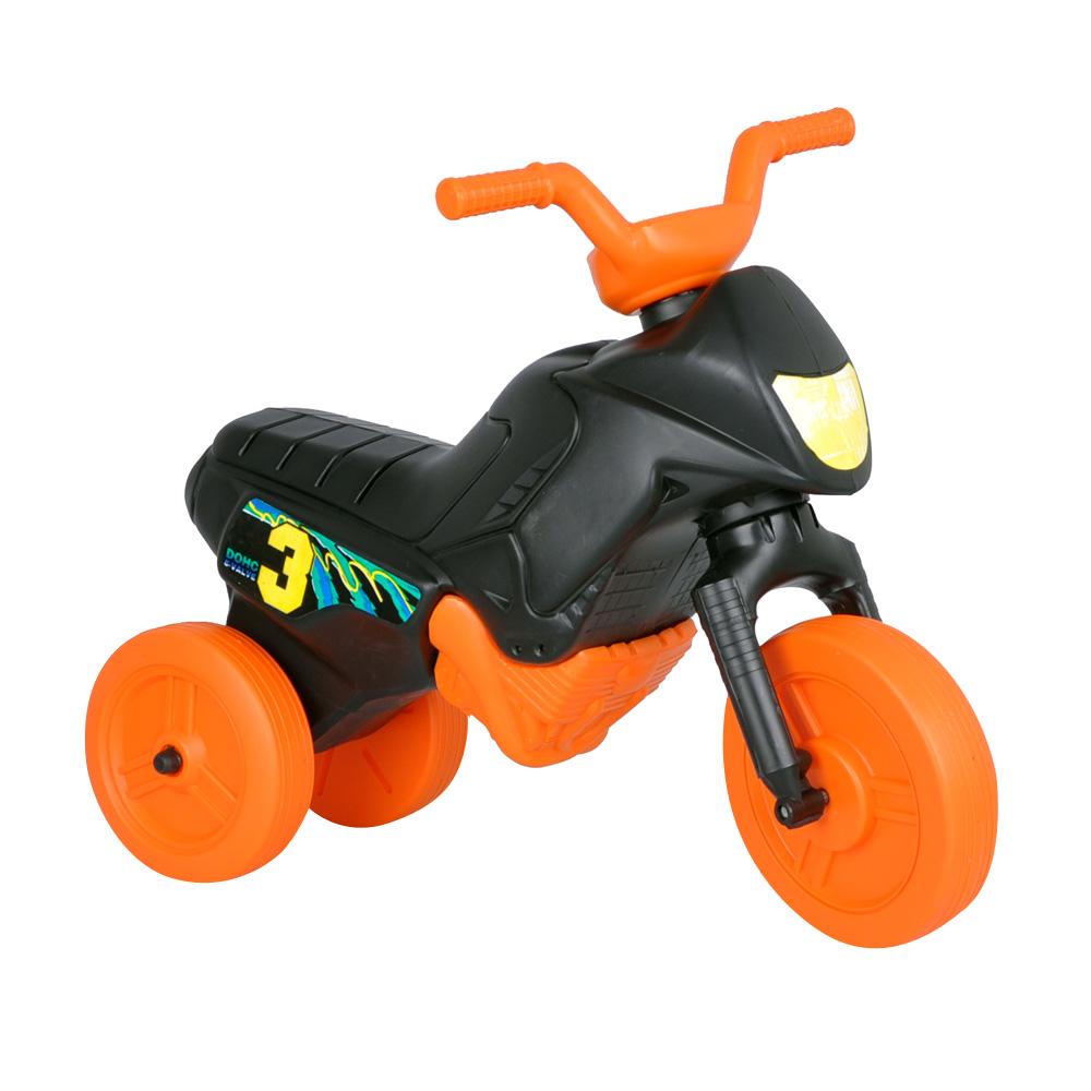 Odrážedlo Enduro Mini černo-oranžová