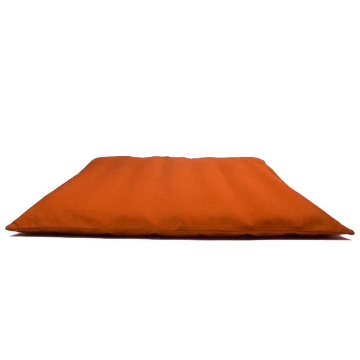 Meditační podložka ZAFU Zabuton oranžová