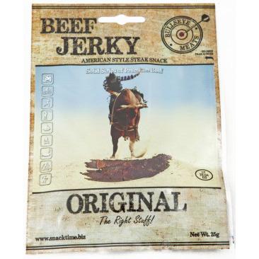 Sušené maso Beef Jerky 50g Originál