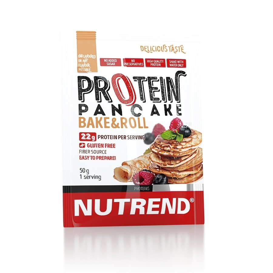 Nutrend Protein Pancake 50g natural