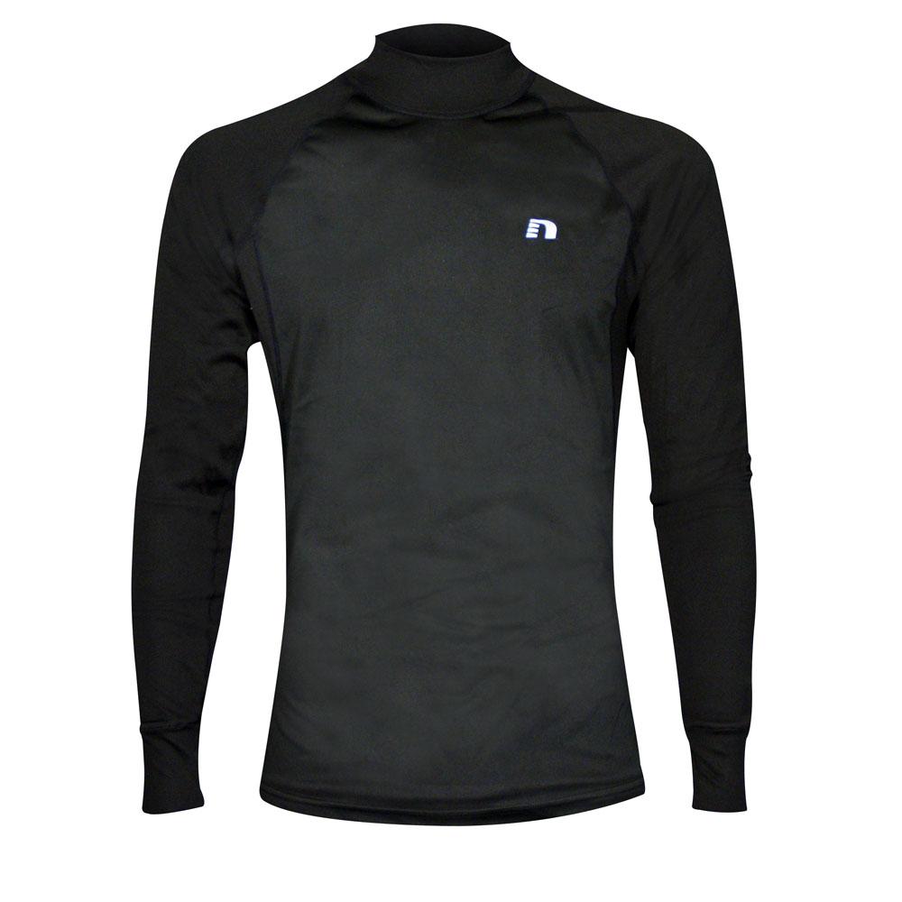 Pánské sportovní tričko Newline Bodywear Windblock Long Sleeves M