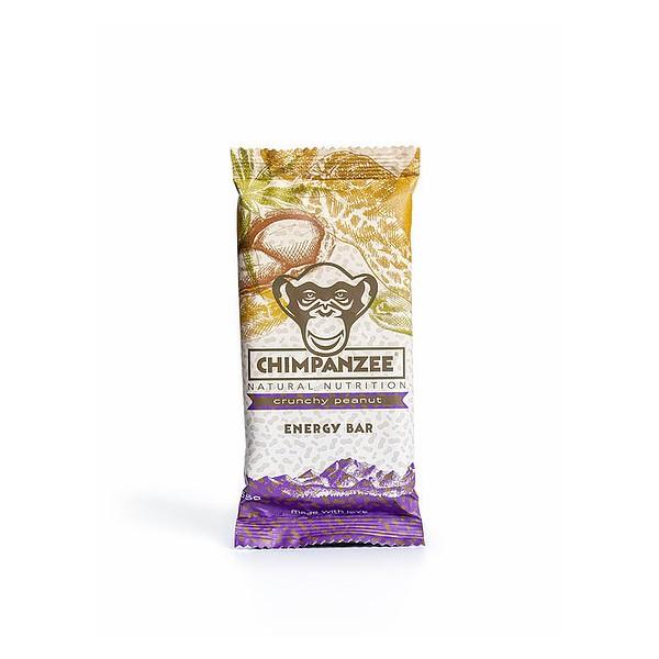 Energetická tyčinka Chimpanzee Energy Bar 55 g Crunchy Peanut