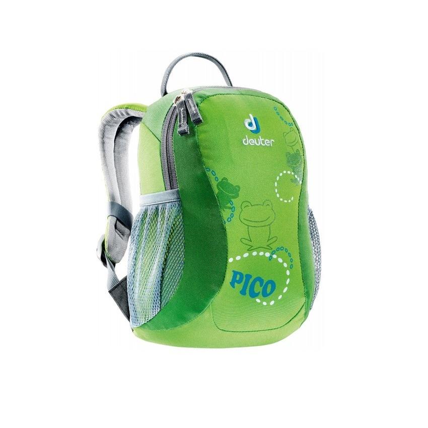Dětský batoh DEUTER Pico 2016 zelená