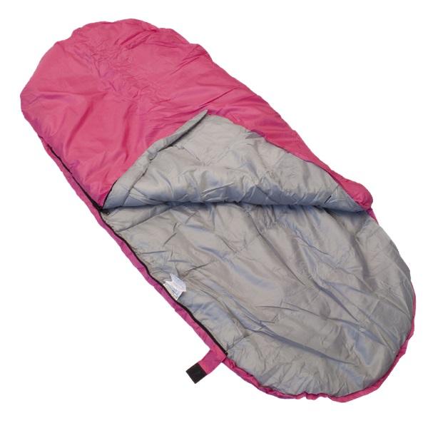 Dětský spací pytel Highlander Sleephaven Junior růžová