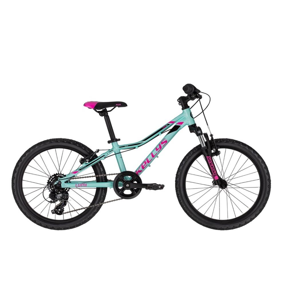 """Dětské kolo KELLYS LUMI 50 20"""" - model 2021 Pink Blue - Záruka 10 let"""