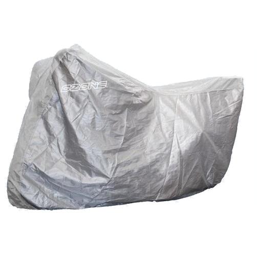 Ochranná plachta na motorku Ozone Cover Silver L