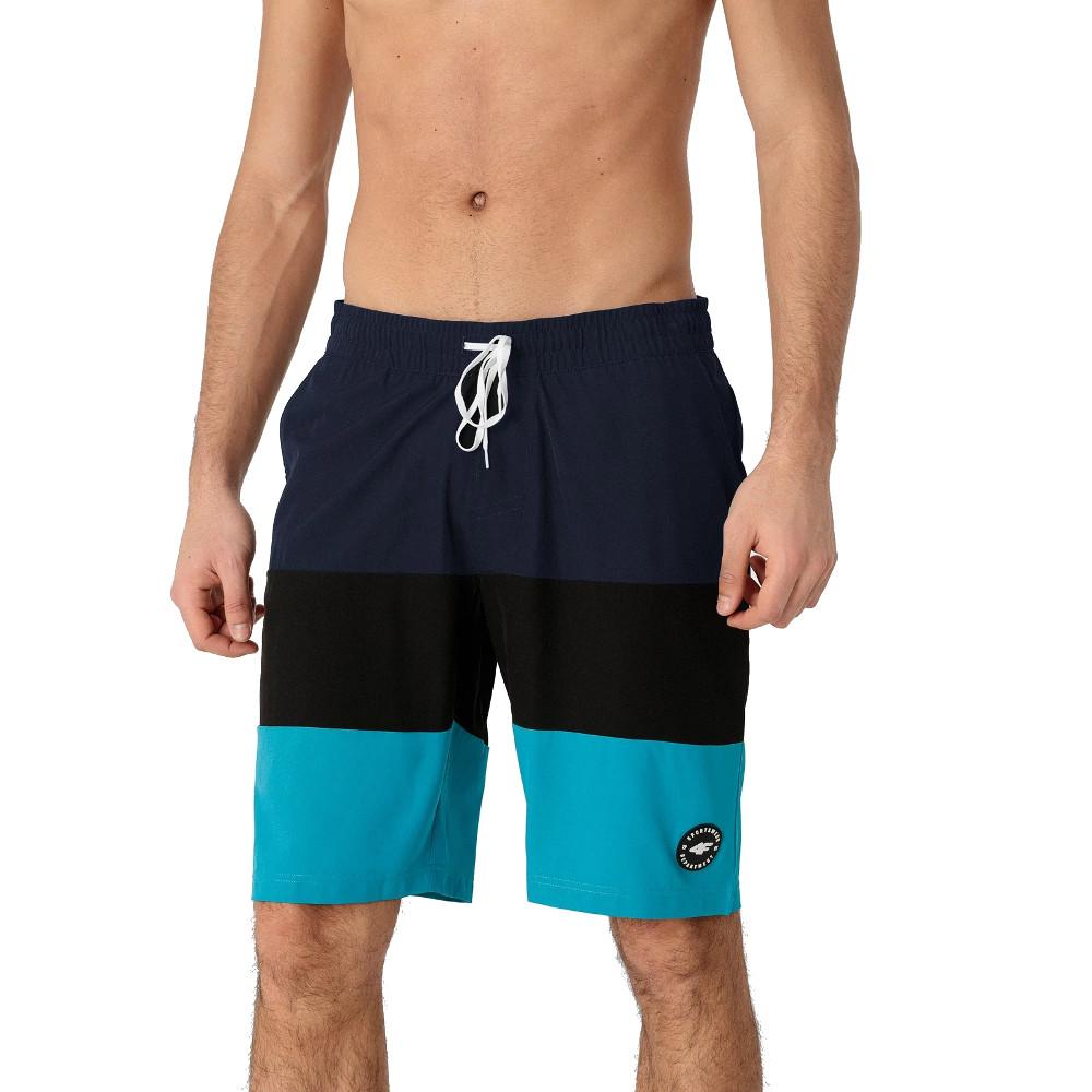Pánské plážové šortky 4F SKMT004 Turquoise - M