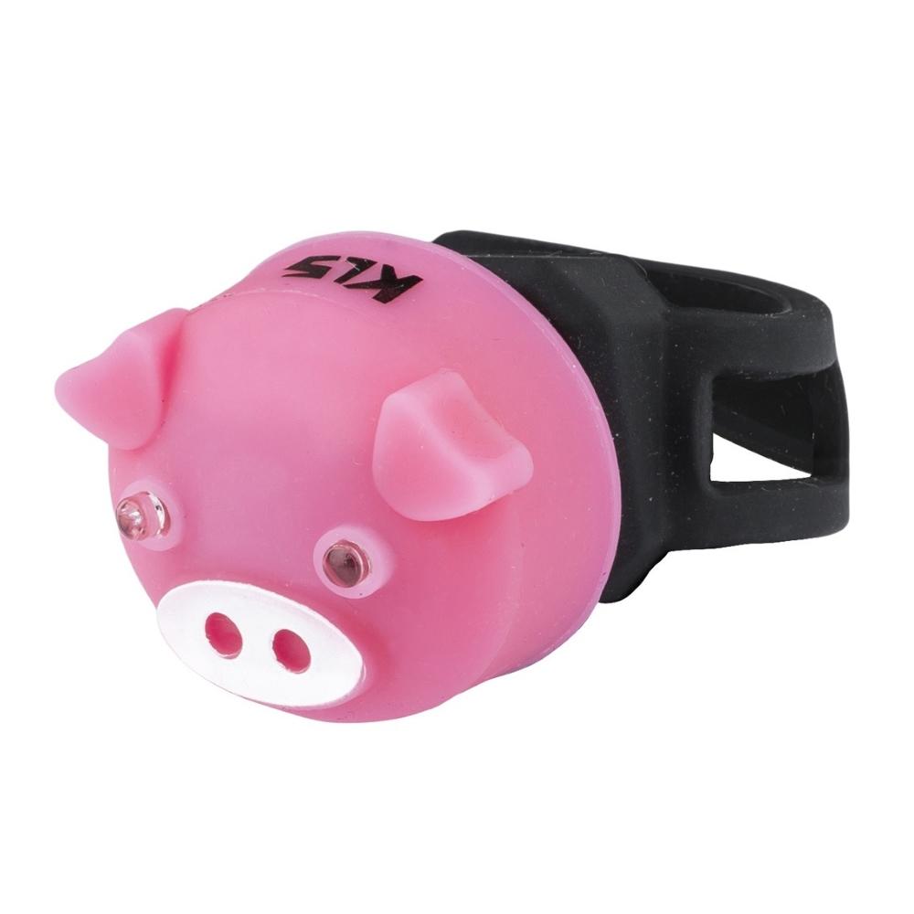 Světlo zadní Kellys Piggy Pink