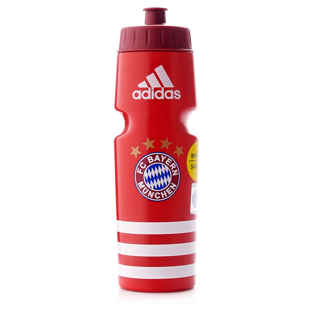 Sportovní láhev Adidas FC Bayern 0,75 l červená