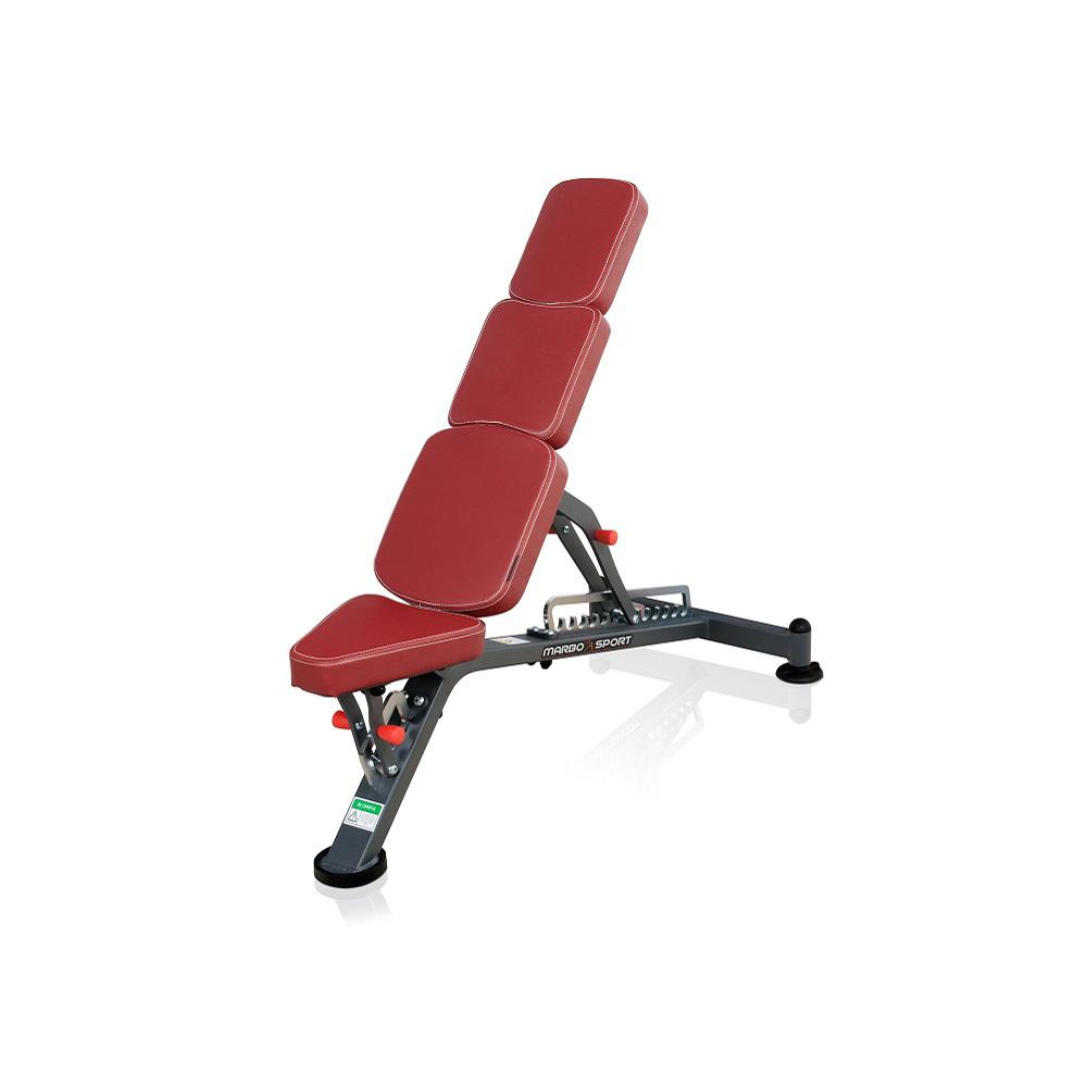 Nastavitelná posilovací lavice Marbo Sport MP-L202