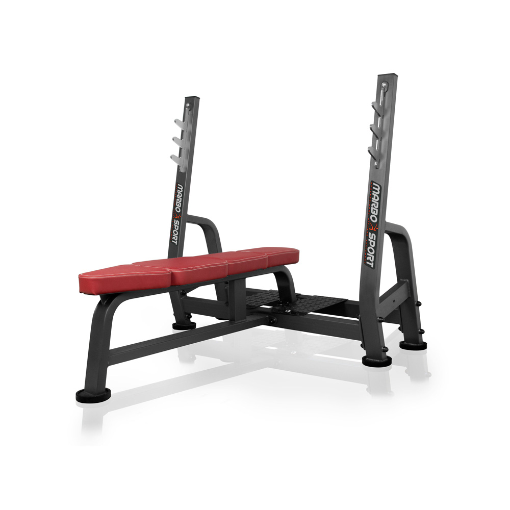 Posilovací bench lavice Marbo Sport MP-L204