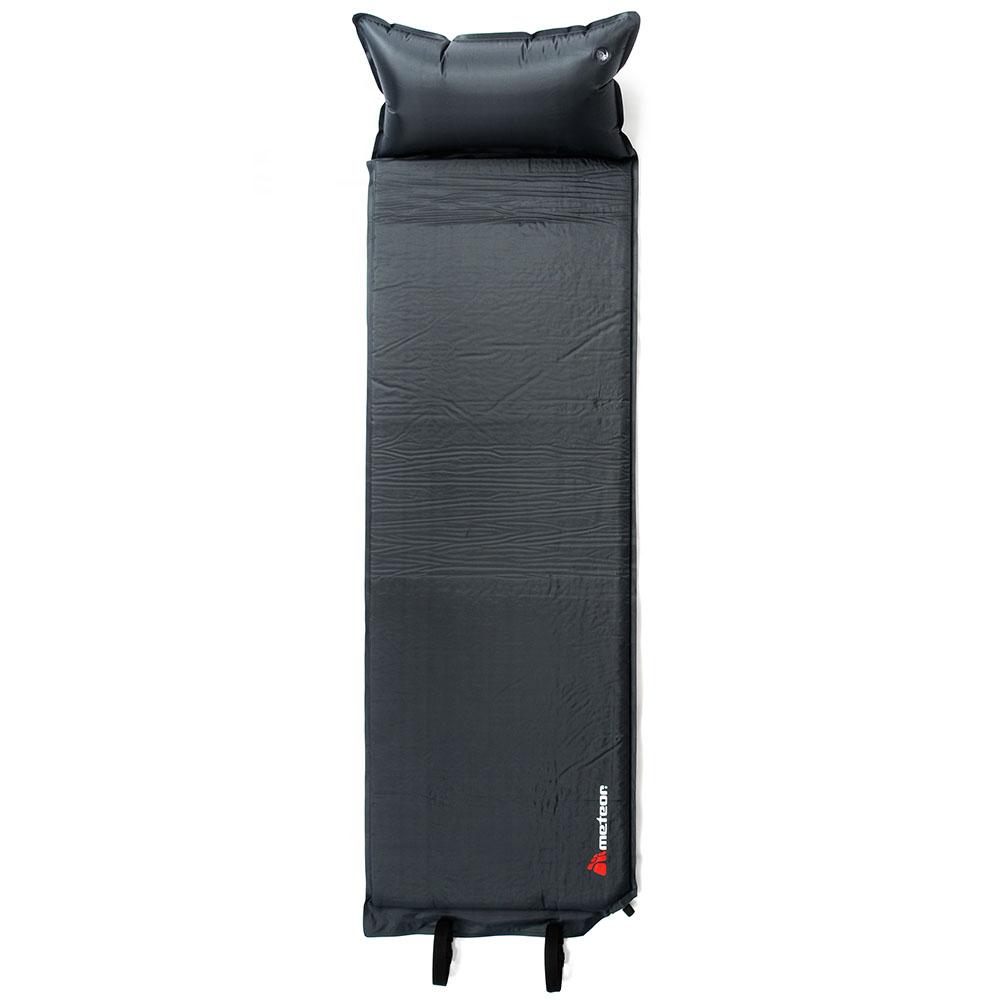 Samonafukovací matrace Meteor Classic 900g černá