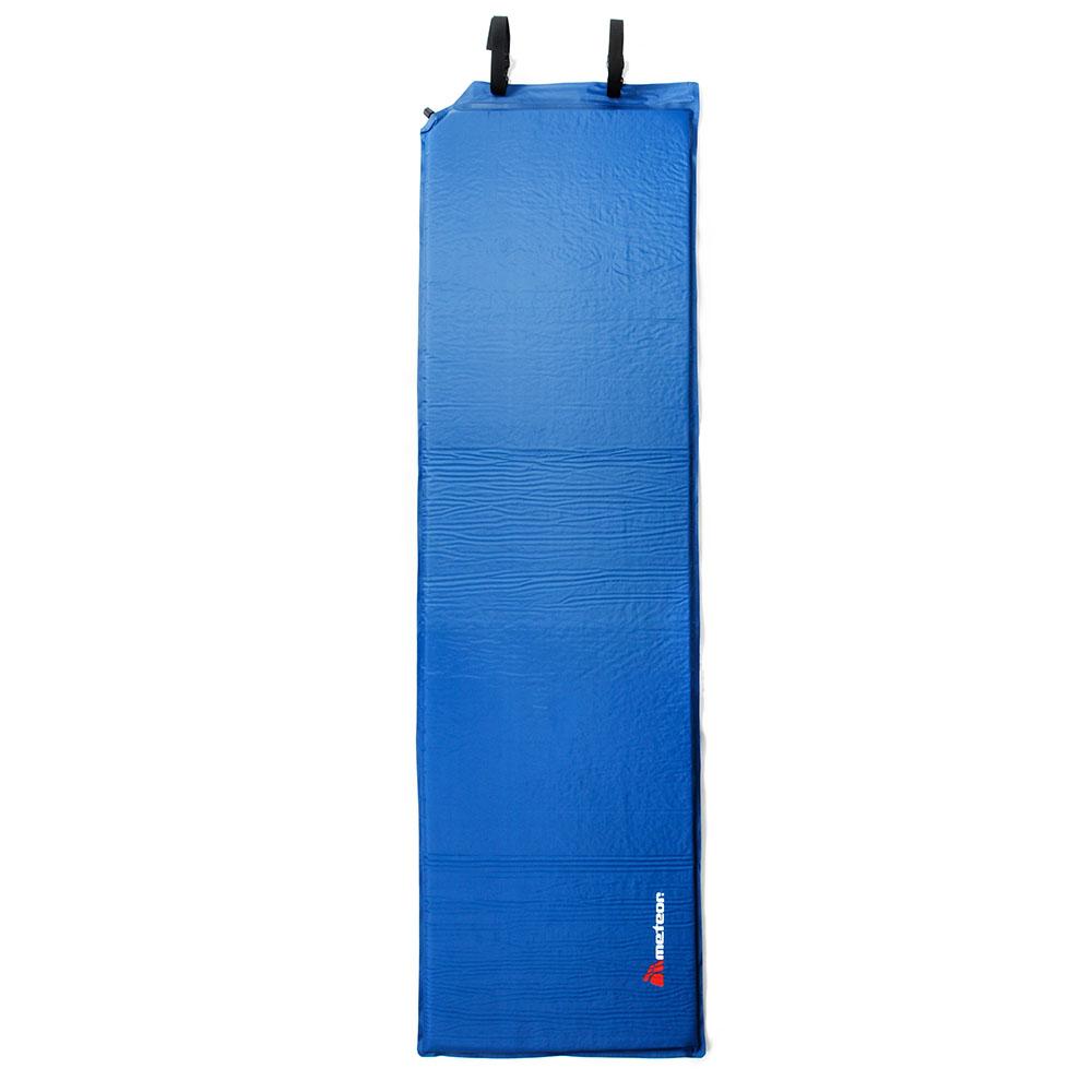Samonafukovací matrace Meteor Classic 950g modrá