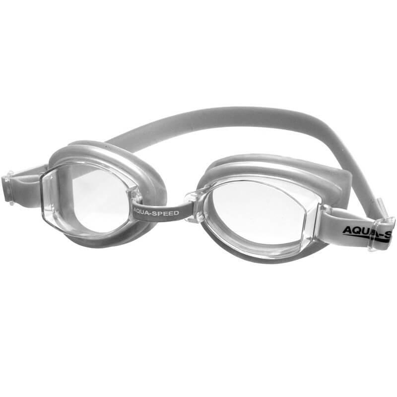 Plavecké brýle Aqua-Speed Asti stříbrná