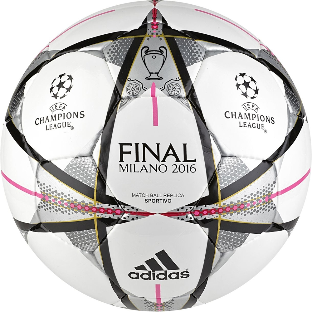 Fotbalový míč Adidas Capitano Final Milano 2016 AC5494