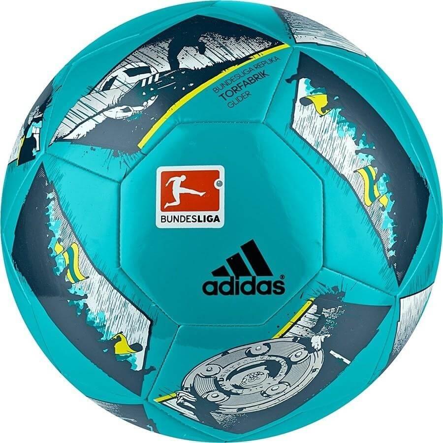 Fotbalový míč Adidas DFL Glider AO4827 zelená