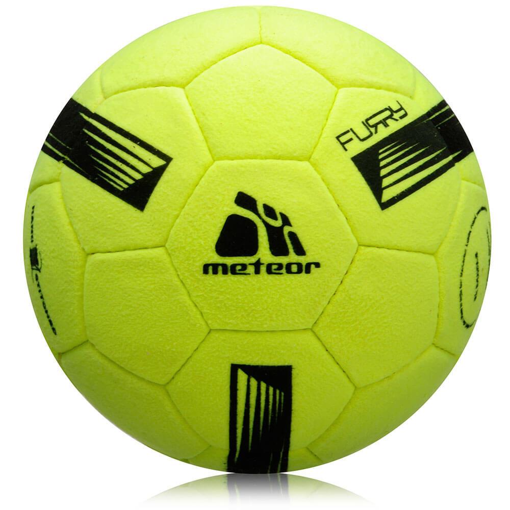 Fotbalový halový míč Meteor Furry vel. 5