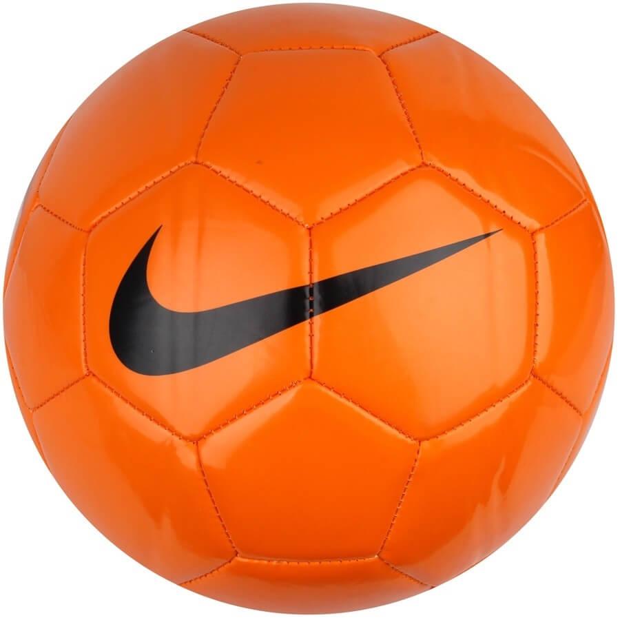 Fotbalový míč Nike Team Training SC1911 oranžový vel. 4