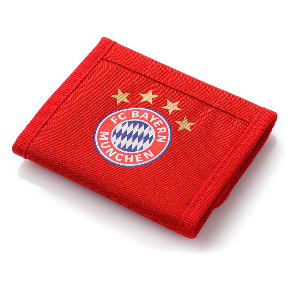 Peněženka Adidas FC Bayern červená