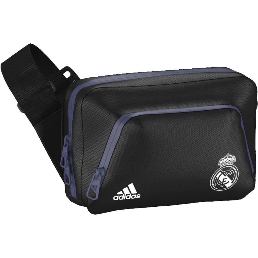 Brašna Adidas Real Madrid S94922 černá